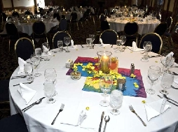 Indoor Catered Events