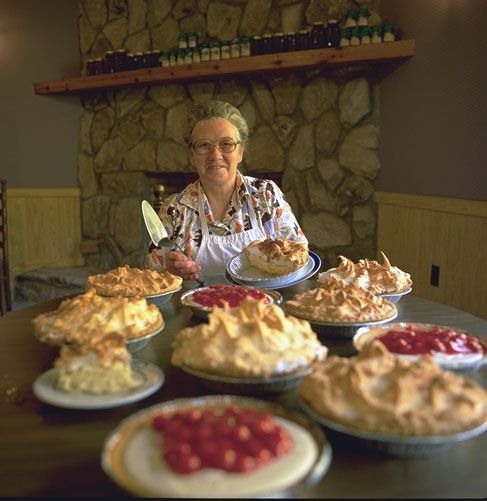 Homemade Pies Fresh From Our ...