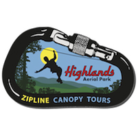 Highlands Zip-Line Canopy Tour Package